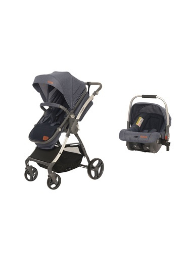 Baby2go Bebek Arabası İndigo